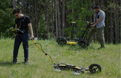 Ground Penetrating Radar – SA Leak