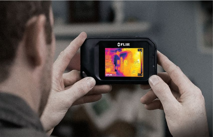 Thermal imaging C2 M