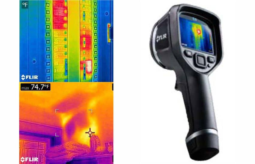 Thermal imaging E4 m