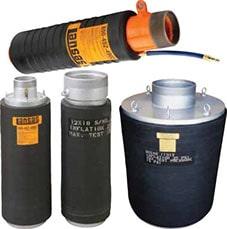 multi-size flow-thru plugs227x229