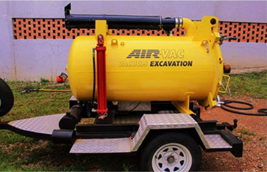 Air Vac Sa Leak